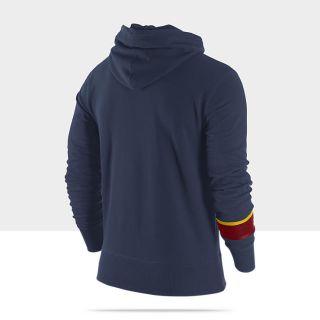 Nike Store Italia. Felpa da calcio con cappuccio FC Barcelona Core