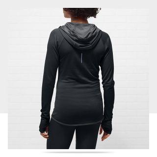 Felpa da running con cappuccio Nike Dri FIT Wool