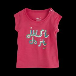 Nike Just Do It Line Toddler Girls T Shirt