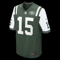NFL New York Jets (Tim Tebow) Mens Football Home Game Jersey
