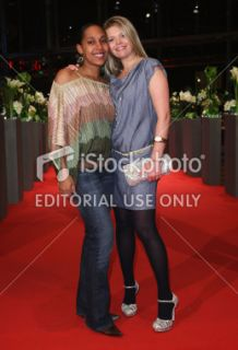 Tonya Sesay, Anne Sophie Briest   59th Berlin Film Festival   N