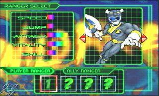 Power Rangers Wild Force Nintendo Game Boy Advance, 2002