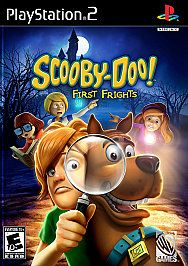 Scooby Doo First Frights Sony PlayStation 2, 2009