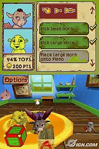 Shrek Ogres and Dronkeys Nintendo DS, 2007