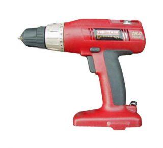 Craftsman 973.113060 18V 3 8 Cordless Drill Driver