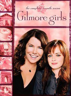 Gilmore Girls The Complete Seventh Season DVD, 2007, 6 Disc Set