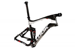 Newly listed 2012 Look 920i Carbon Kit   Mountain Bike Frame Large New