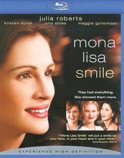 Mona Lisa Smile Blu ray Disc