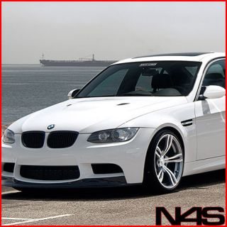 2005 2006 2007 2008 2009 2011 2012 BMW 7 series 20 black wheel 275/35