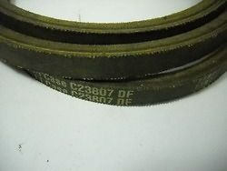 ingersoll case tractor belt c23807 23807 nos time left $