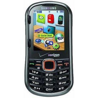 Newly listed Verizon Samsung Intensity 2 II U460 No Contract QWERTY