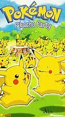 Pokemon Vol. 12 Pikachu Party (VHS, 199