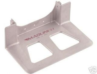 NEW Magliner A Type Nose Die cast Hand Truck Noseplate 14 x 7 1/2
