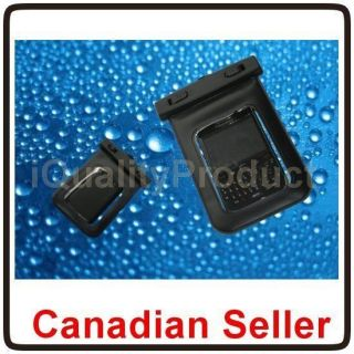 Pro Waterproof Case Cover Pouch BlackBerry Torch 9860 9850 9810 9800