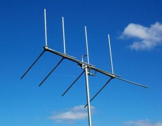 meter gizmotchy 4 element beam antenna