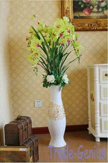 High Grade Extra Large Of European Style Ceramic Floor Vase Ornaments