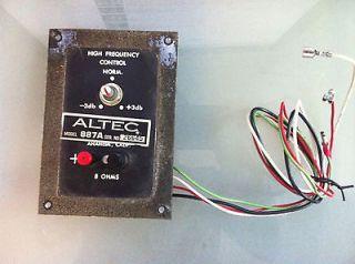 Altec Lansing Model Fifteen 2 Way Crossovers 15
