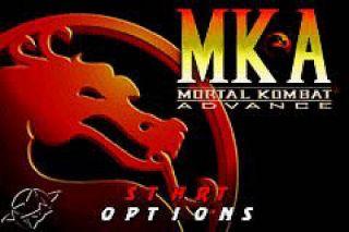 Mortal Kombat Advance Nintendo Game Boy Advance, 2001
