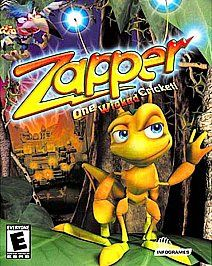 Zapper One Wicked Cricket PC, 2002
