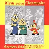 Greatest Hits Still Squeaky After All These Years by Chipmunks The CD