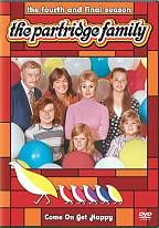 The Partridge Family   The Complete Fourth Season DVD, 2009, 3 Disc