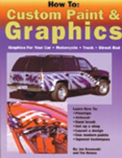 How To Custom Paint and Graphics Graphics for Your Car, Motorcycle