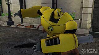 Ben 10 Ultimate Alien   Cosmic Destruction Wii, 2010