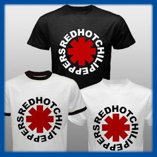 New Red Hot Chili Peppers T Shirt Rock Band Tee S M L XL 2XL 3XL