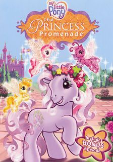 My Little Pony   The Princess Promenade DVD, 2006, Checkpoint