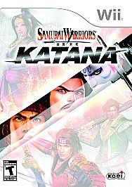Samurai Warriors Katana Wii, 2008