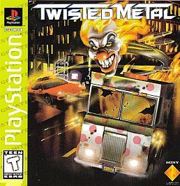 Twisted Metal Sony PlayStation 1, 1996