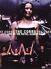 Corrs, The   Live at the Royal Albert Hall DVD, 2000