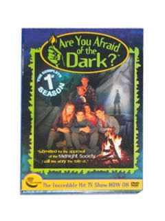 Are You Afraid of the Dark   The Complete First Season DVD