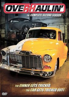 Overhaulin   The Complete Second Season DVD, 2006, 6 Disc Set