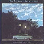 Late for the Sky Gold Disc CD by Jackson Browne CD, May 1993, DCC