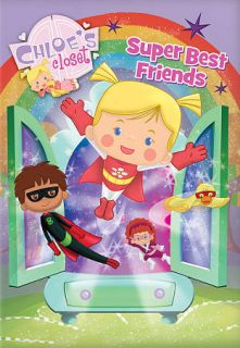 Chloes Closet Super Best Friends DVD, 2012