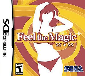 Feel the Magic XY XX Nintendo DS, 2004