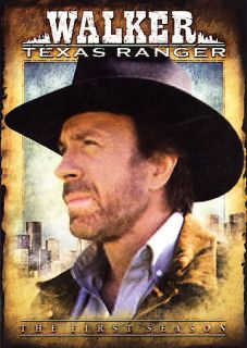 Walker Texas Ranger   The Complete First Season DVD, 2006, 7 Disc Set