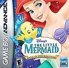 The Little Mermaid Magic in Two Kingdoms (Nintendo Game Boy Advance