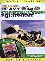 All About Heavy Construction Equipment All About Big Red Fire Engines