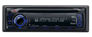 Kenwood Kdc mp445u USB CD  In Dash Receiver