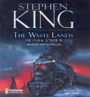 The Waste Lands Bk. 3 by Stephen King 2003, CD, Unabridged