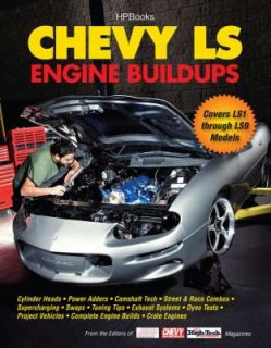 Chevy LS Engine Buildups HP1567 by Super Chevy Magazine Editors and