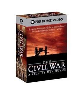 The Civil War A Film Directed By Ken Burns VHS, 1990, 9 Tape Set