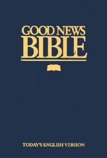 Holy Bible Good News Large Print Bible Gnt 1976, Paperback, Large