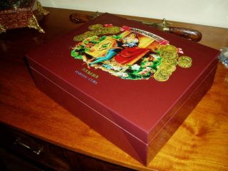 stunning french polished romeo y julieta humidor from canada time