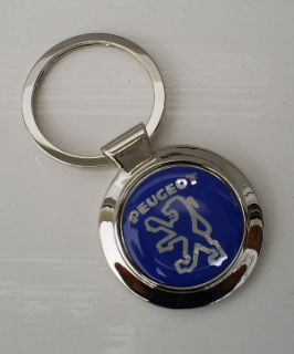 Key ring Chrome Keychain Metal 106 107 206 207 208 306 307 308 406 407