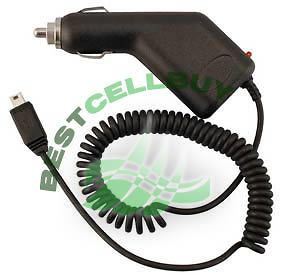 Car Charger Cell Phone Adapter for ATT Nokia Intrigue N97 N86 MURAL