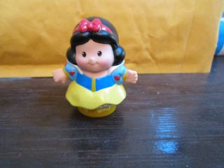 Fisher Price Little People Disney Princess new Snow White Seven 7