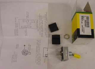 JOHN DEERE PTO Switch Kit AM34681 112 120 140 200 210 212 214 216 300